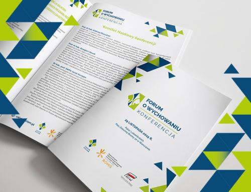 Forum o wychowaniu – oprawa graficzna eventu